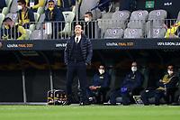26th May 2021; STADION GDANSK  GDANSK, POLAND; UEFA EUROPA LEAGUE FINAL, Villarreal CF versus Manchester United:  VILLARREAL CF manager UNAI EMERY