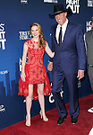 Trace Adkins and Sarah Drew attends Moms' Night Out held at TCL Chinese Theatre in Hollywood, California on April 29,2014                                                                               © 2014 Hollywood Press Agency