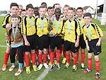 Drog Town V Walshestown U-13 DDSL Cup Final 2014
