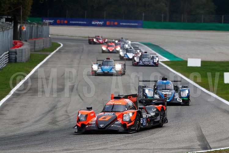 #26 G-DRIVE RACING (RUS) - AURUS 01/GIBSON - ROMAN RUSINOV (RUS)/MIKKEL JENSEN (DNK)/JEAN_ERIC VERGNE (FRA)
