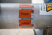 Biogas label