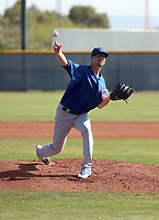 Alec Mills - Chicago Cubs 2018 spring training (Bill Mitchell)