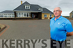 David Walsh of The Tides B&B in Ballybunion on Tuesday