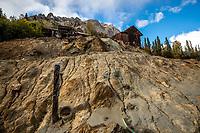Nabesna Mine, Alaska.