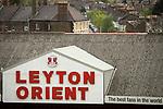 Leyton Orient v Hartlepool United 17/04/2017