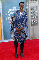 LOS ANGELES - AUG 2:  Edi Gathegi at the The Suicide Squad Premiere at the Village Theater on August 2, 2021 in Westwood, CA