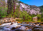 Mirror Lake in Yosemite