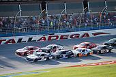 #9: Tyler Reddick, JR Motorsports, Chevrolet Camaro ARMOUR Chili #20: Christopher Bell, Joe Gibbs Racing, Toyota Camry Rheem