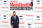 Mario Casas attends to the delivery of the Men'sHealth awards at Goya Theatre in Madrid, January 28, 2016.<br /> (ALTERPHOTOS/BorjaB.Hojas)