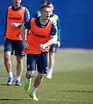19.04.2019 Rangers training: Ryan Kent
