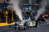 NHRA Mello Yello Drag Racing Series<br /> Toyota NHRA Sonoma Nationals<br /> Sonoma Raceway, Sonoma, CA USA<br /> Sunday 30 July 2017<br /> Shawn Langdon, Global Electronic Technology, Top Fuel Dragster<br /> <br /> World Copyright: Jason Zindroski<br /> HighRev Photography