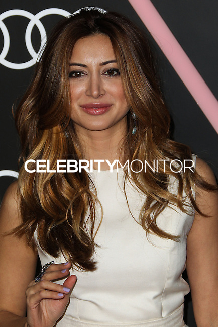 LOS ANGELES, CA - JANUARY 09: Noureen DeWulf at the Audi Golden Globe Awards 2014 Cocktail Party held at Cecconi's Restaurant on January 9, 2014 in Los Angeles, California. (Photo by Xavier Collin/Celebrity Monitor)