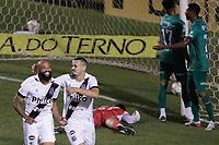 Campinas (SP), 06/10/2020 - Ponte Preta - Guarani - Luizão comemora gol da Ponte Preta. Partida entre Ponte Preta e Guarani pelo Campeonato Brasileiro 2020 da serie B, nesta terça-feira (06), no Estádio Moises Lucarelli, em Campinas (SP).