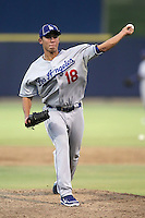 Miguel Sulbaran - 2012 AZL Dodgers (Bill Mitchell)