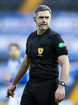 Kilmarnock v St Johnstone…30.01.21   Rugby Park   SPFL<br />Referee Greg Aitken<br />Picture by Graeme Hart.<br />Copyright Perthshire Picture Agency<br />Tel: 01738 623350  Mobile: 07990 594431