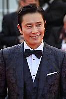 CANNES, FRANCE. July 17, 2021: Lee Byung-hun at the Closing Gala & Awards Ceremony, and From Africa With Love Premiere at the 74th Festival de Cannes.<br /> Picture: Paul Smith / Featureflash