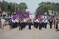 Fieldcrest in the Labor Day Parade 9/4/17