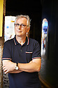 Henry Normal MD of Baby Cow Productions at The Pleasance Courtyard at The Edinburgh Festival  CREDIT Geraint Lewis