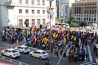 10/08/2021 - PROTESTO PEDE ADIAMENTO DA REVISÃO DO PLANO DIRETOR