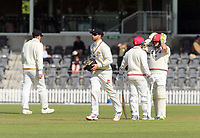 Devon Conway during Day 1 of Round Two Plunket Shield cricket match between Canterbury and Wellington at Hagley Oval in Christchurch, New Zealand on Wednesday, 28 October 2020. Photo: Martin Hunter / lintottphoto.co.nz