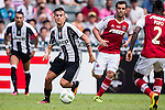 Juventus' player Paulo Dybala in action during the South China vs Juventus match of the AET International Challenge Cup on 30 July 2016 at Hong Kong Stadium, in Hong Kong, China.  Photo by Marcio Machado / Power Sport Images