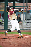 Beau Walters (15) of East Ridge High School in Clermont, Florida during the Under Armour All-American Pre-Season Tournament presented by Baseball Factory on January 15, 2017 at Sloan Park in Mesa, Arizona.  (Art Foxall/MJP/Four Seam Images)