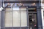 Exterior, Bar Shu Restaurant, London, England