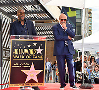 LOS ANGELES, CA. February 21, 2020: Tyler Perry & Dr. Phil McGraw at the Hollywood Walk of Fame Star Ceremony honoring Dr Phil McGraw.<br /> Pictures: Paul Smith/Featureflash