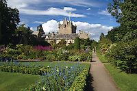 Cawdor Castle and Gardens, Cawdor, Inverness-shire<br /> <br /> Copyright www.scottishhorizons.co.uk/Keith Fergus 2011 All Rights Reserved