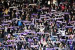 25.09.2020, Stadion an der Bremer Brücke, Osnabrück, GER, 2. FBL VfL Osnabrück vs. Hannover 96<br />   <br /> im Bild<br /> Fankurve, Fans, Fanblock VfL Osnabrück<br /> <br /> DFL regulations prohibit any use of photographs as image sequences and/or quasi-video. <br /> <br /> Foto © nordphoto / Paetzel