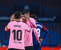 2021.05.11 La Liga Levante VS FC Barcelona