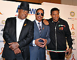 """Tito Jackson, Marlon Jackson and Jackie Jackson, Dec 12, 2011 : Tito Jackson, Marlon Jackson and Jackie Jackson attends the Amway Japan's charity event in Tokyo, Japan, on December 12, 2011. Jacksons visited to Japan for perform at an event """"Michael Jackson tribute live"""" in Tokyo, on December 13th and 14th."""