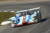 Stefan Johansson  #18  Gulf Audi  class: LMP900