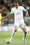 Real Madrid's Danilo da Silva during La Liga match. April 20,2016. (ALTERPHOTOS/Acero)