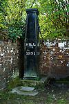 Hartfield East Sussex UK. The old Village Water Pump.