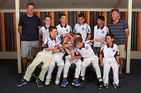 Year 5 Hawks. Eastern Suburbs Cricket Club junior team photos at Easts Cricket clubrooms, Kilbirnie, Wellington, New Zealand on Monday, 6 March 2017. Photo: Dave Lintott / lintottphoto.co.nz