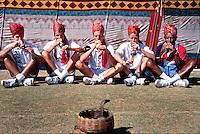 960422 Daviscup India-Netherlands