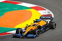 30th April 2021; Algarve International Circuit, in Portimao, Portugal; F1 Grand Prix of Portugal, Free practise:  03 RICCIARDO Daniel (aus), McLaren MCL35M