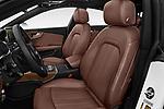 Front seat view of 2016 Audi A7 3.0 TDI Premium Plus  4 Door Hatchback front seat car photos