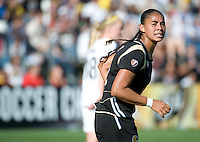 Adriane. The Los Angeles Sol defeated FC Gold Pride, 2-0, at Buck Shaw Stadium in Santa Clara, CA on May 24, 2009.