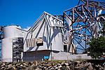 Vista de la fachada principal del  BioMuseo desde la Bahía de Panamá..Foto: Ramon Lepage / IstmophotoVista de la fachada principal del  BioMuseo desde la Bahía de Panamá..Foto:Victoria Murillo / Istmophoto