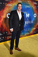 """LOS ANGELES - FEBRUARY 26: Rob Mars attends National Geographic's 2020 Los Angeles premiere of """"Cosmos: Possible Worlds"""" at Royce Hall on February 26, 2020 in Los Angeles, California. Cosmos: Possible Worlds premieres Monday, March 9 at 8/7c on National Geographic. (Photo by Frank Micelotta/National Geographic/PictureGroup)"""