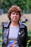 Festival Uzes Danse 2010<br /> Liliane Schaus, directrice du CDC Uzès danse<br /> Le 15/06/2010<br /> Uzès<br /> © Laurent Paillier / photosdedanse.com<br /> All rights reserved