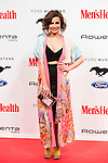Anita del Rey attends to the delivery of the Men'sHealth awards at Goya Theatre in Madrid, January 28, 2016.<br /> (ALTERPHOTOS/BorjaB.Hojas)
