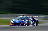 IMSA WeatherTech SportsCar Championship<br /> Northeast Grand Prix<br /> Lime Rock Park, Lakeville, CT USA<br /> Saturday 22 July 2017<br /> 86, Acura, Acura NSX, GTD, Oswaldo Negri Jr., Jeff Segal<br /> World Copyright: Richard Dole<br /> LAT Images<br /> ref: Digital Image RD_LRP_17_01151