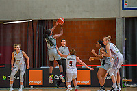 Promise Amukamara (10) of Nigeria pictured during a basketball game between the national teams of Belgium , called the Belgian Cats , and Nigeria on Sunday 30 th of May 2021 in Kortrijk , Belgium . PHOTO SPORTPIX.BE | SPP | STIJN AUDOOREN