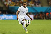England's Glen Johnson