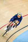 Liang King Hung of Team Champion System-CSR in action during the Youth Qualifying (200M Flying Start) at the Hong Kong Track Cycling Race 2017 Series 5 on 18 February 2017 at the Hong Kong Velodrome in Hong Kong, China. Photo by Marcio Rodrigo Machado / Power Sport Images