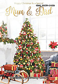 John, CHRISTMAS SYMBOLS, WEIHNACHTEN SYMBOLE, NAVIDAD SÍMBOLOS, paintings+++++,GBHSSXC50-1442B,#xx# ,tree
