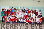 Killlarney Girls Guides presented Dignity Packs to Martina and Craig O'Riordan  Dignity Paccks Kerry on Saturday